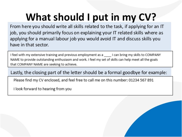 how to write a cover letter 41856410