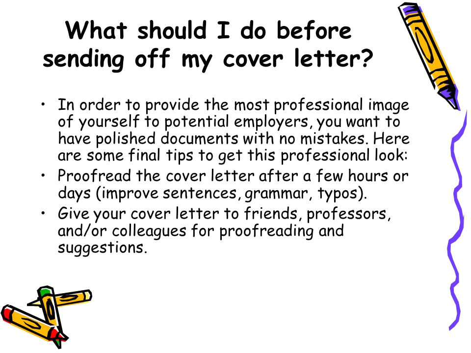 What Should I Write In My Cover Letter A Basic Guide to Writing Great Cover Letters Ppt Video