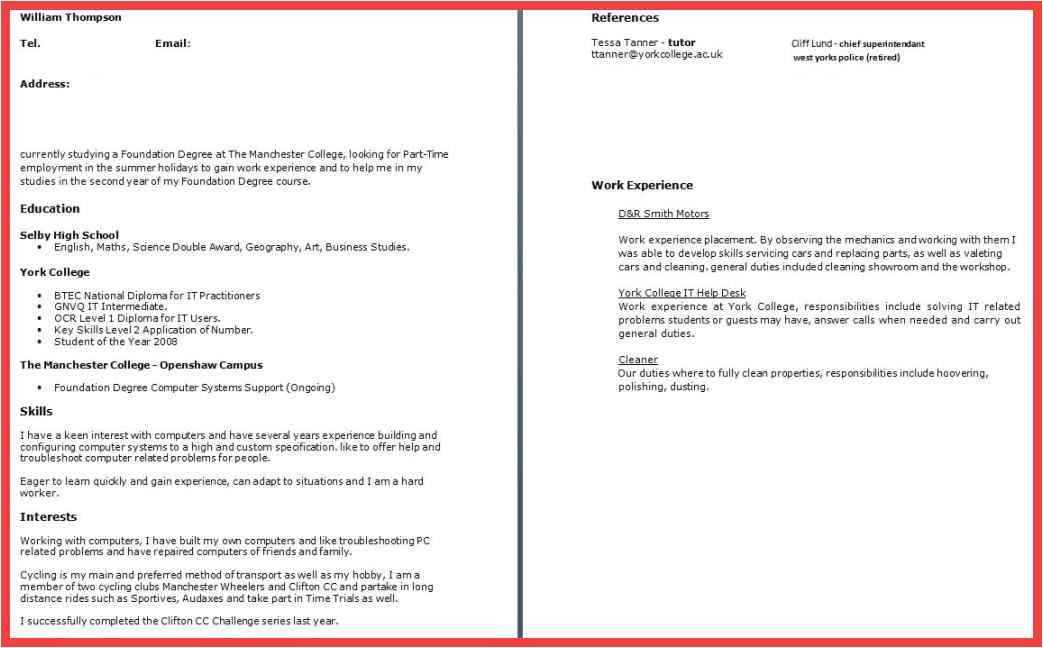 what to put on cover letter