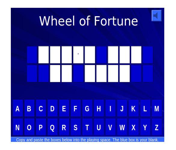 sample free jeopardy