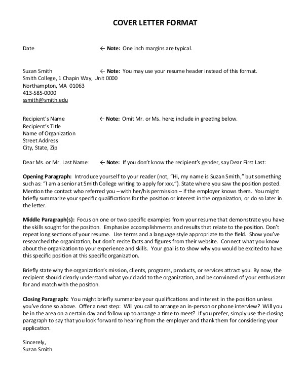 Who Do I Address My Cover Letter to 9 Best Cover Letter Samples Sample Templates