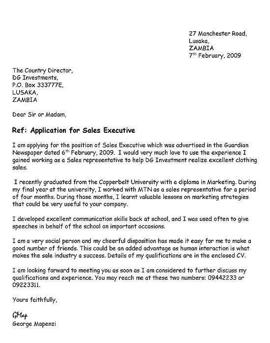 how to write a stunning application letter id6787626