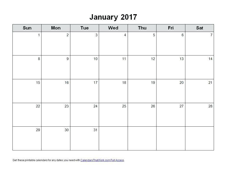 calendar template windows