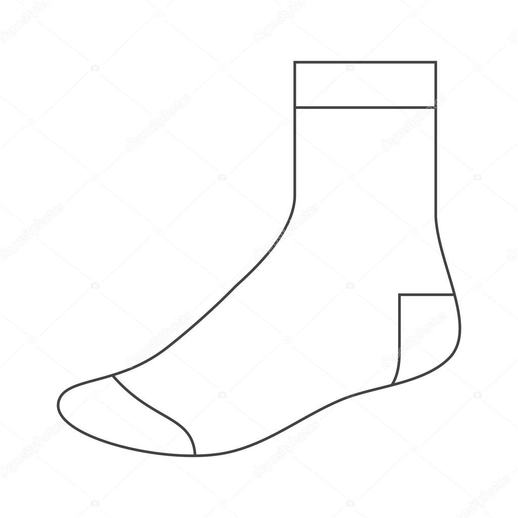 template socks