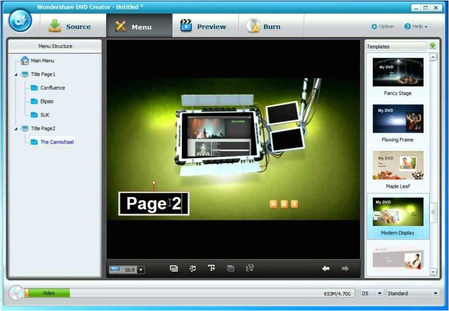 wondershare dvd creator 3 3 0 9 dvd menu templates portable