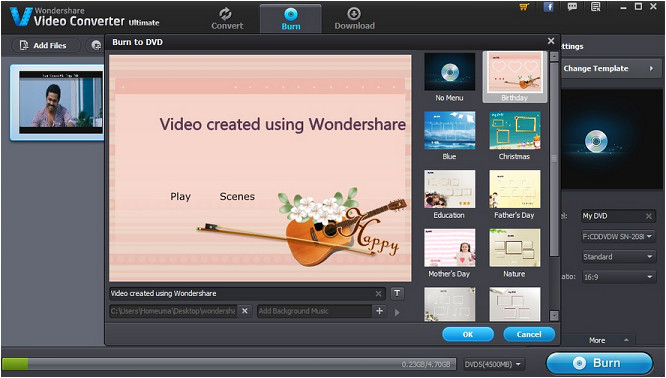 Wondershare Dvd Templates Wondershare Video Converter Ultimate Review Momscribe