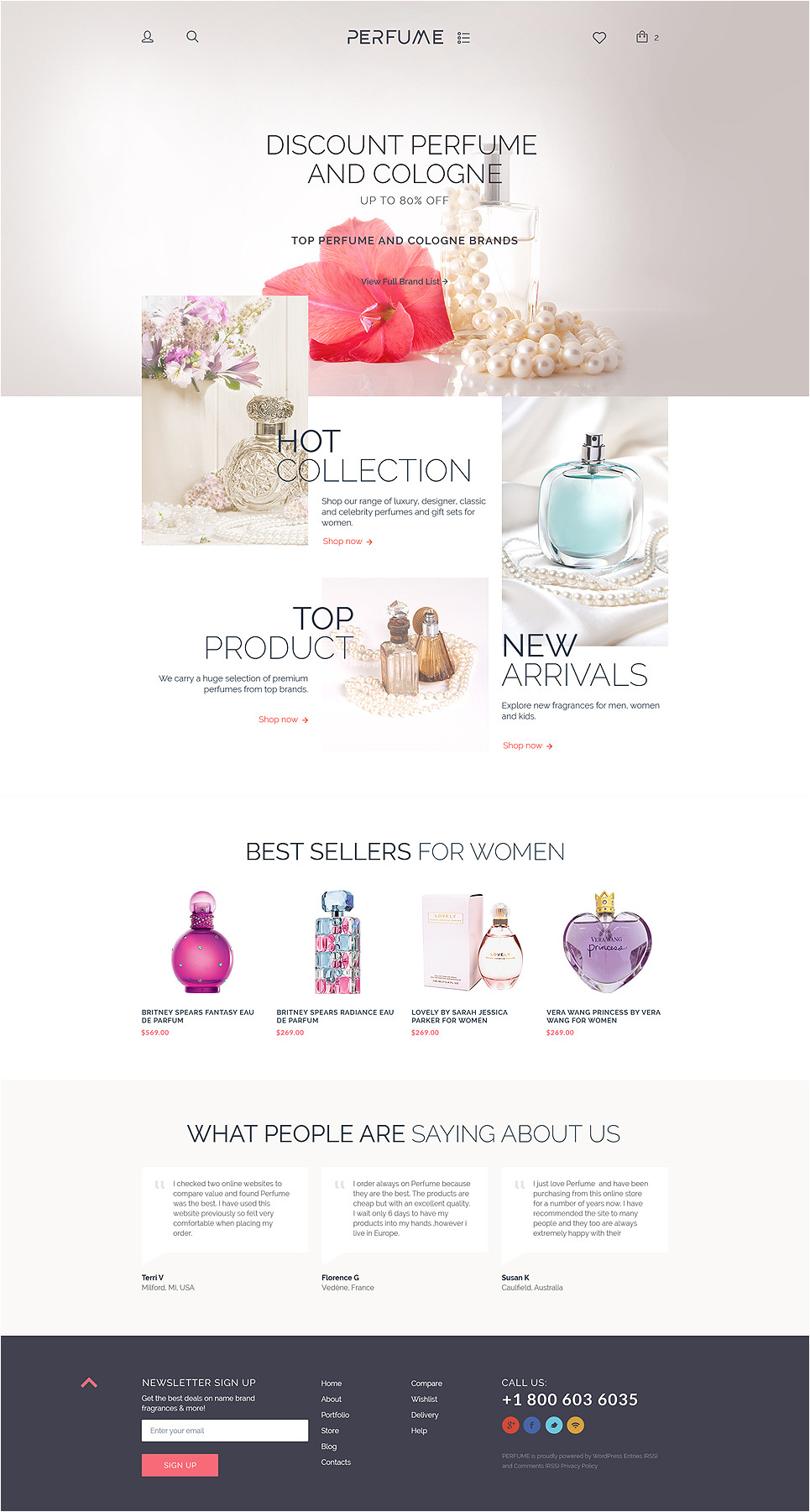 Woo Commerce Template Cosmetics Woocommerce Template