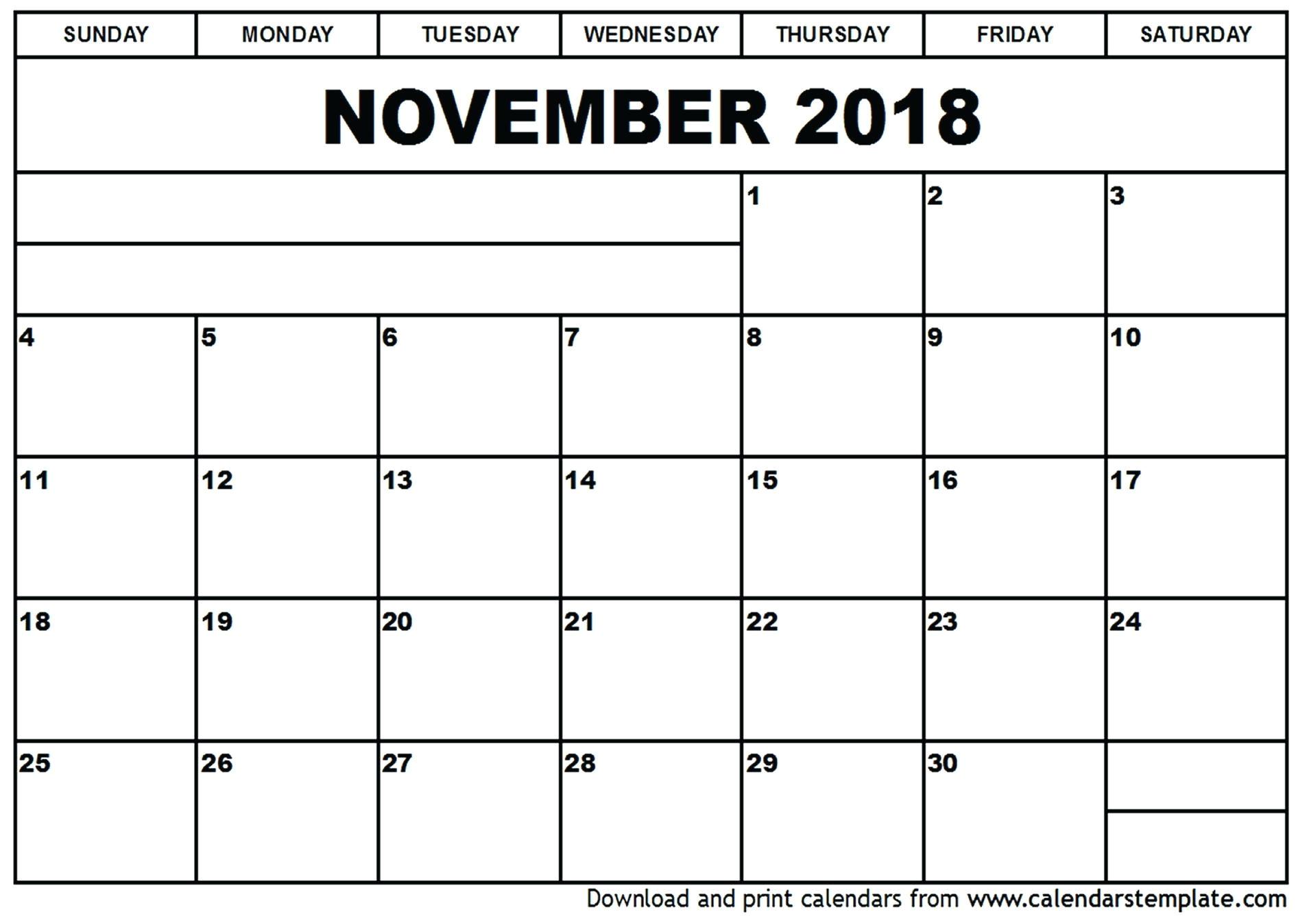 calendar template in word