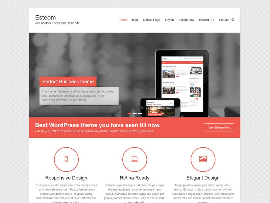 Wordpres Templates Templates De WordPress 145 Temas Gratuitos Para O Seu Blog