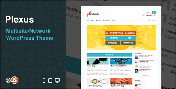 multisite template