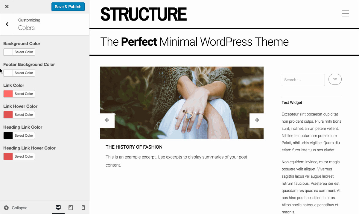 WordPress Subcategory Template Structure WordPress theme themes Templates