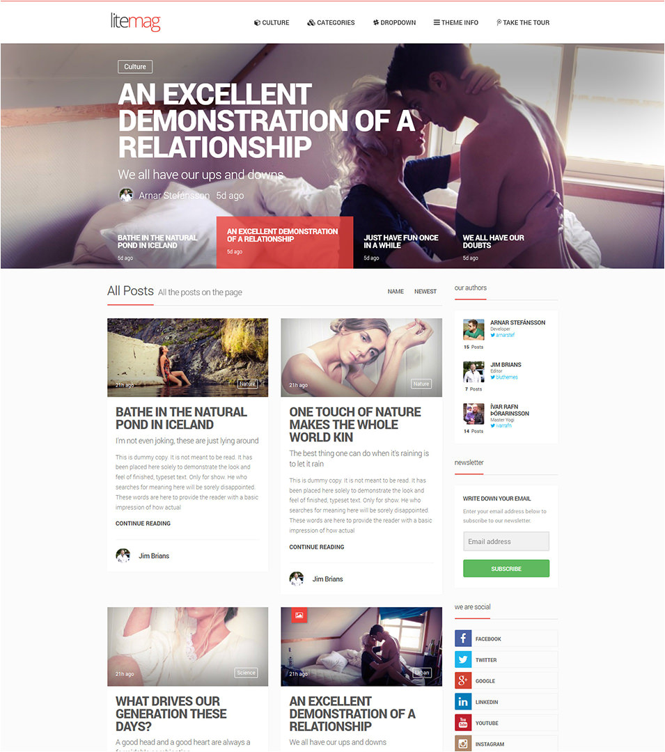 WordPress Templates for Authors 10 Best Authors WordPress themes Templates Free