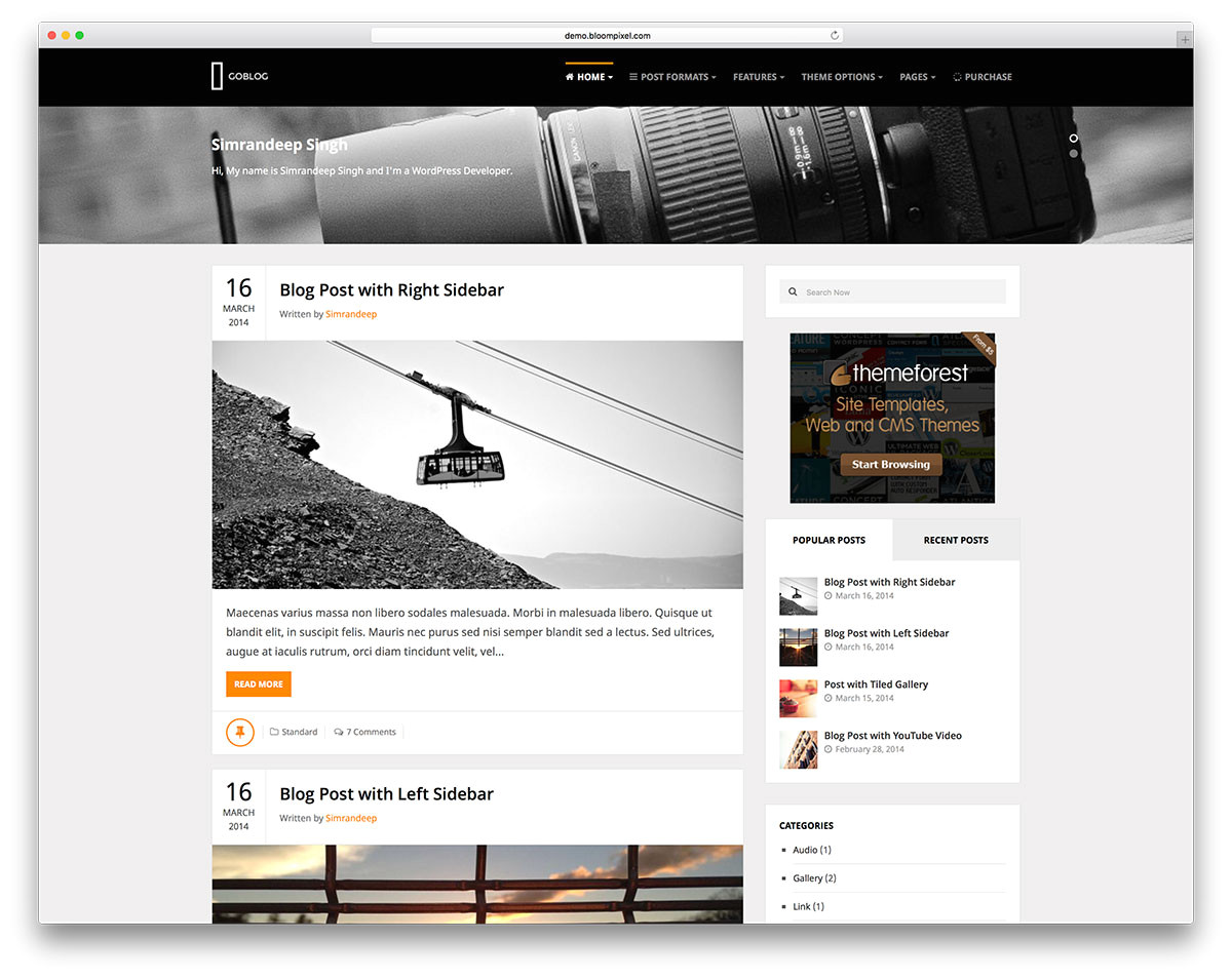 WordPress Video Blog Template Understanding the Way Blogger Templates Work Try Updates