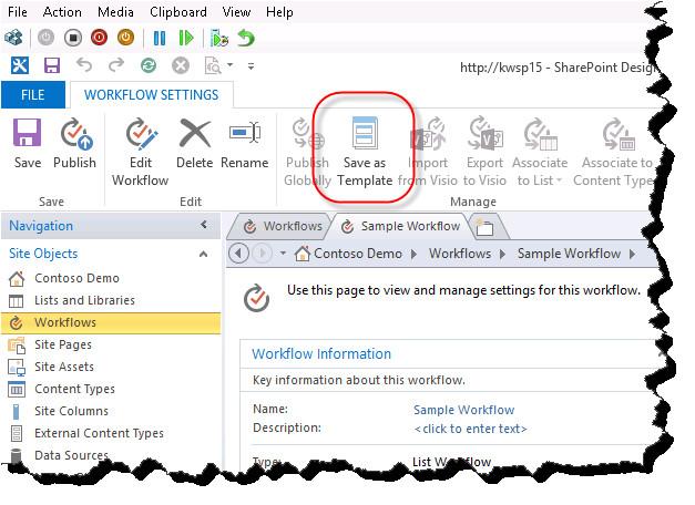backup restore designer workflow