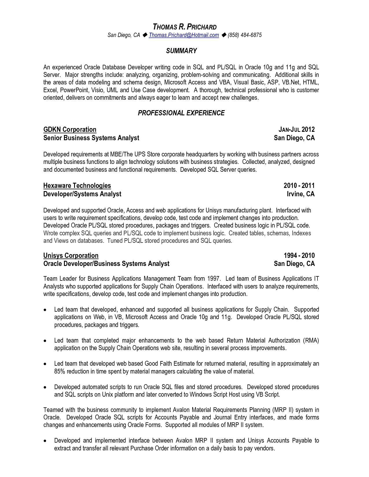wpf developer resume sample lovely senior software engineer resumes gseokbinder