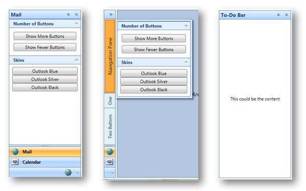 wpf menu template