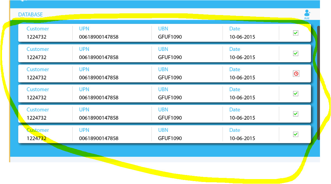 data grid template wpf