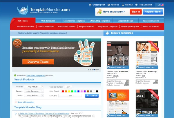 comment to win a free theme or joomla template from templatemonster