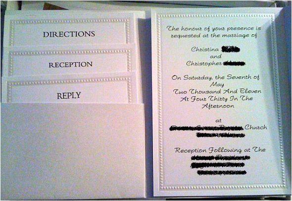 has anyone used walmart wilton invitations weddingb with