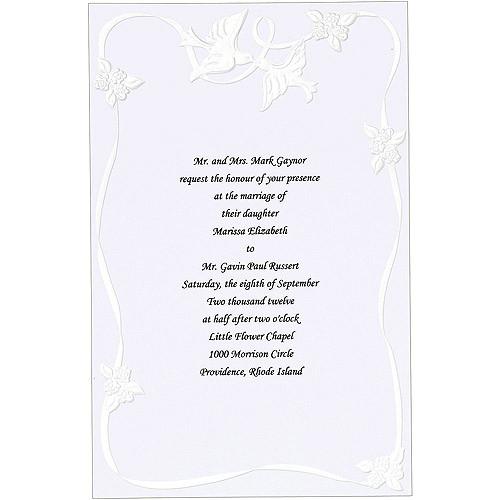 wilton invitations templates