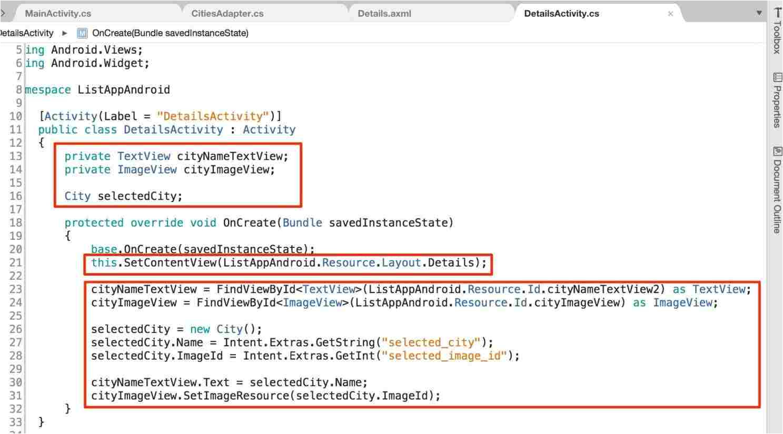 xamarin studio code templates