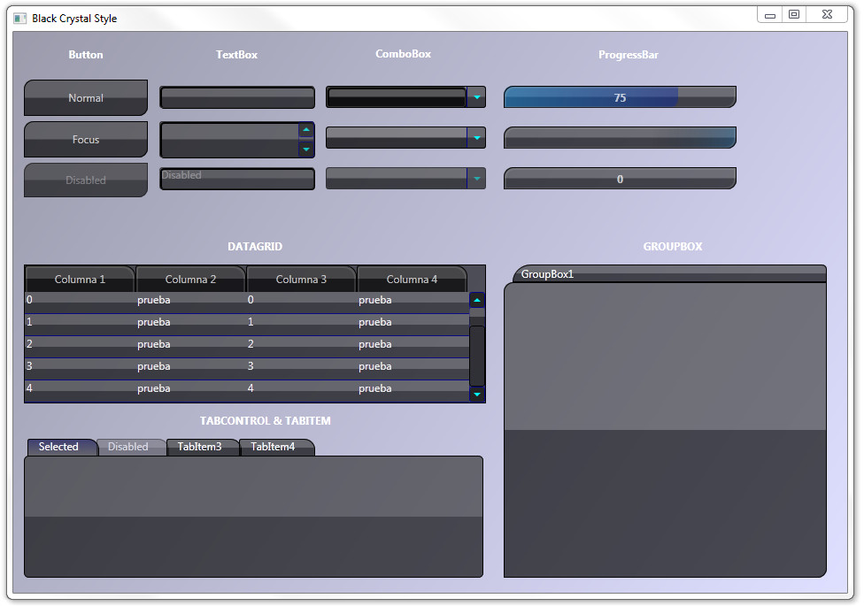 Xaml Control Template Wpf Customize Your Application with Styles and Control