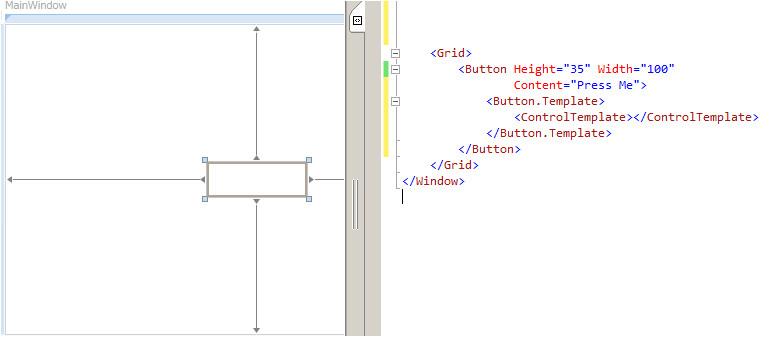 xaml templatebinding with controltemplate