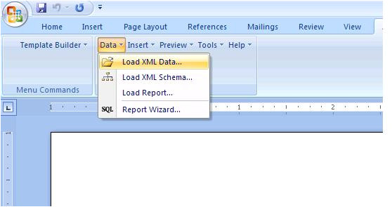 rtf template for xml publisher download free software