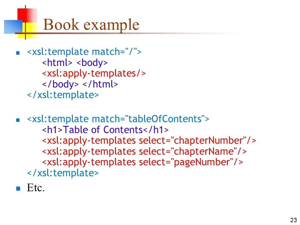xsl apply templates mode
