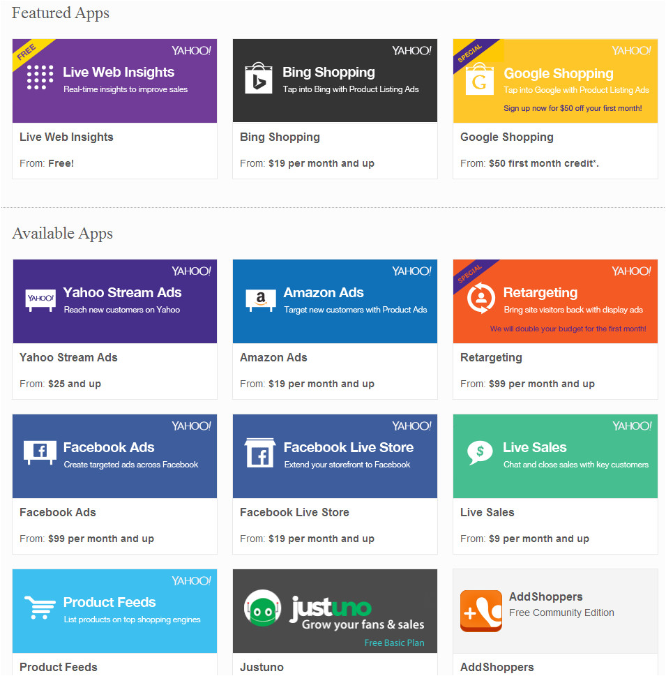 Yahoo Ecommerce Templates Yahoo Ecommerce Templates 28 Images Yahoo Ecommerce