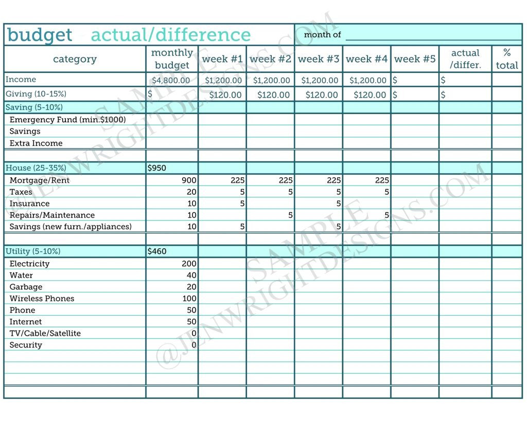 dave ramsey budget spreadsheet excel new bud fresh of