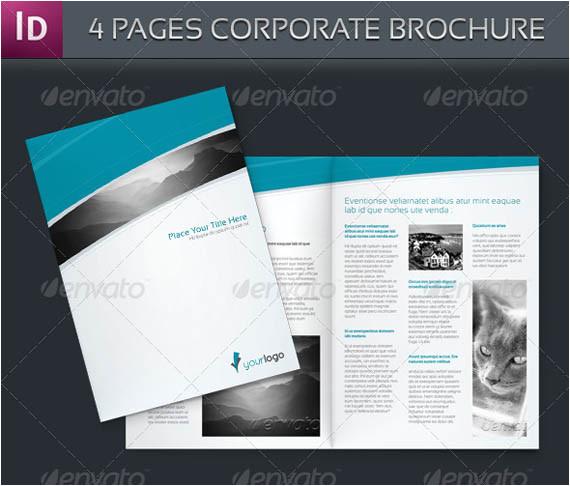 30 corporate business brochure templates