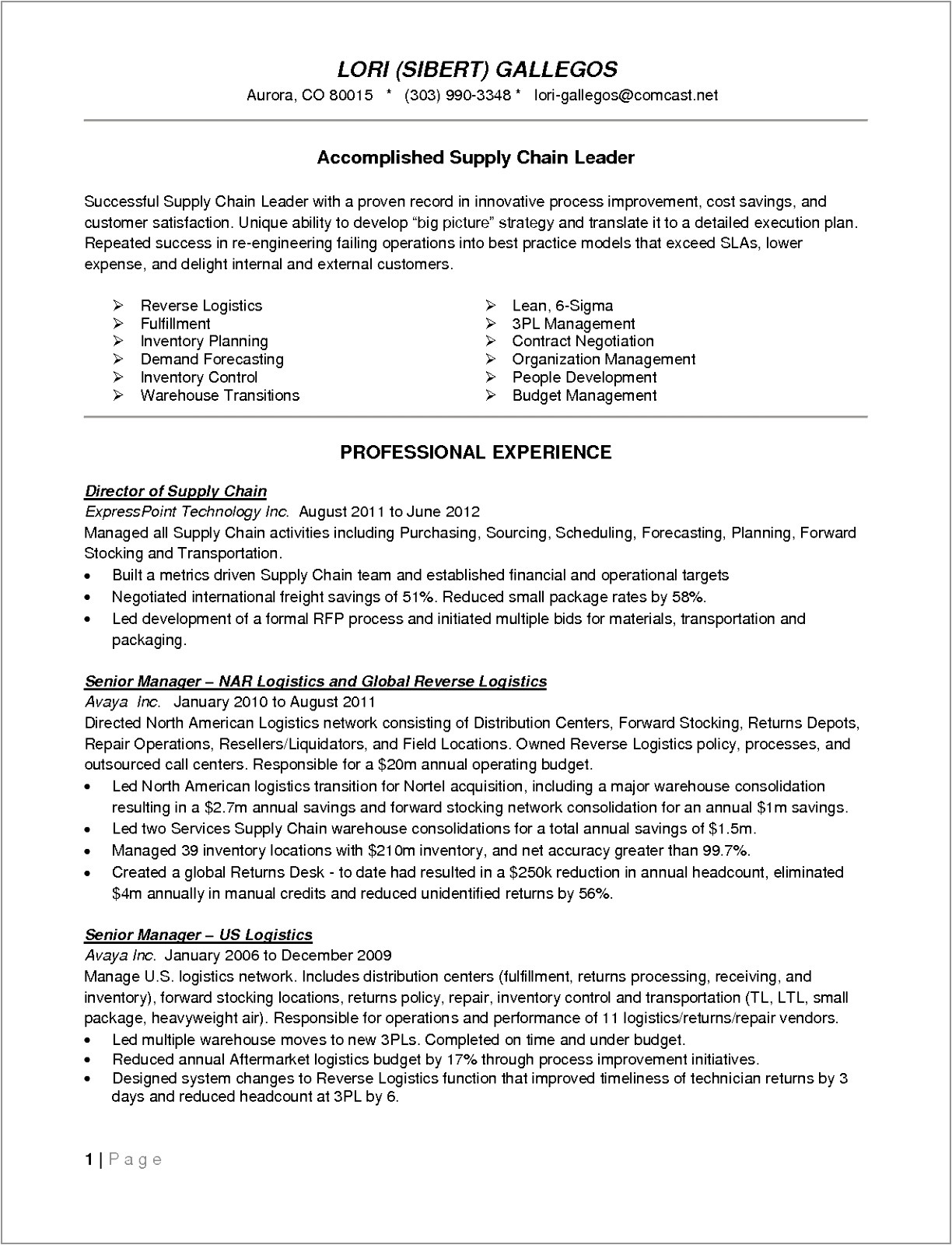3pl contract template