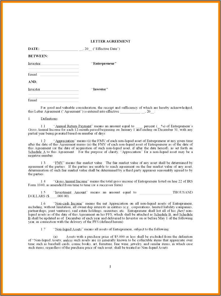 editable investment contract template snjrx