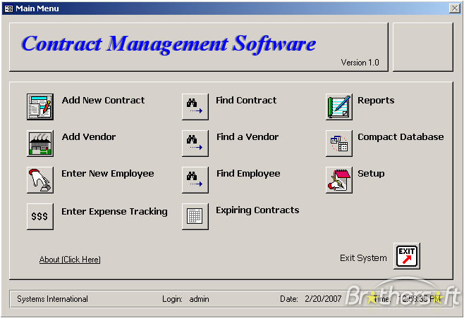 contract management software 76817