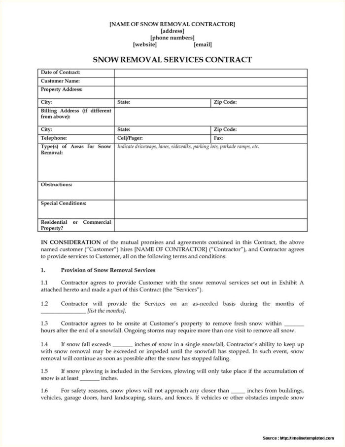 Actors Contract Template Uk Dog Walking and Pet Sitting Contract Template Templates