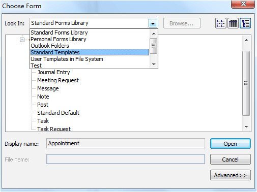 Add Email Template to Outlook toolbar 2010 How to Add Shortcuts to Template In Ribbon In Outlook