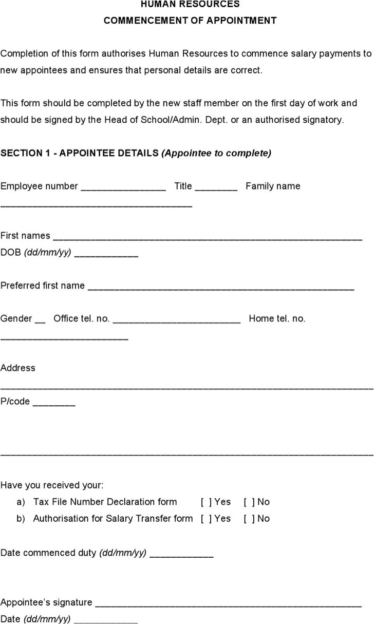 Annualised Hours Contract Template 16 Sample Hr Contract Templates Free Download