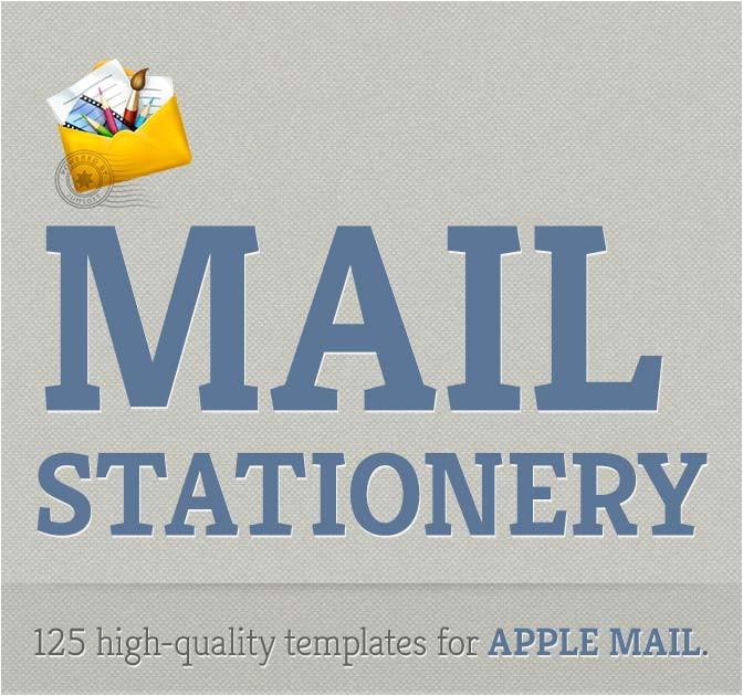 mail stationery