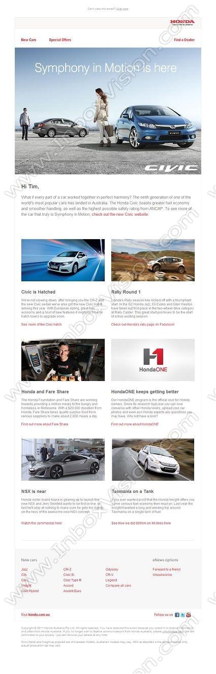 Automotive Email Templates 17 Best Images About Email Design Automotive On Pinterest