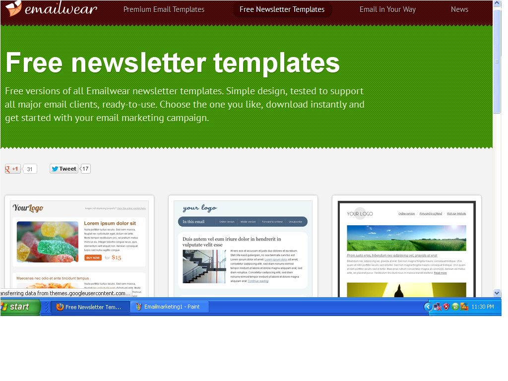 best newsletter and email marketing