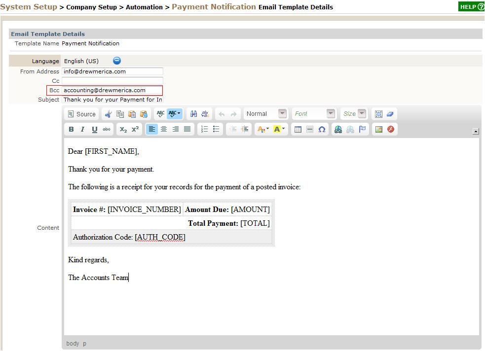 invoicing part2