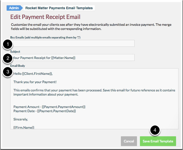 729363 how edit a payment receipt email template