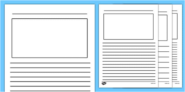 t l 856 blank writing frames