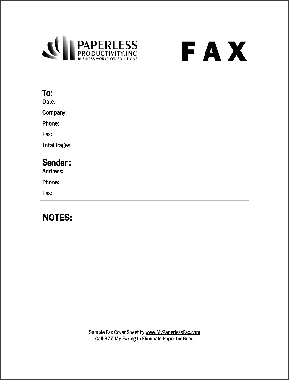 printable free fax cover sheet template eehie