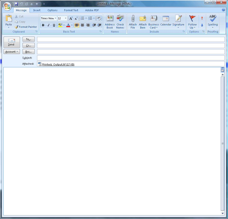 Blank Email Template to Print Anziowin Pdfs Tifs and Emailing Print Jobs Anzio Com