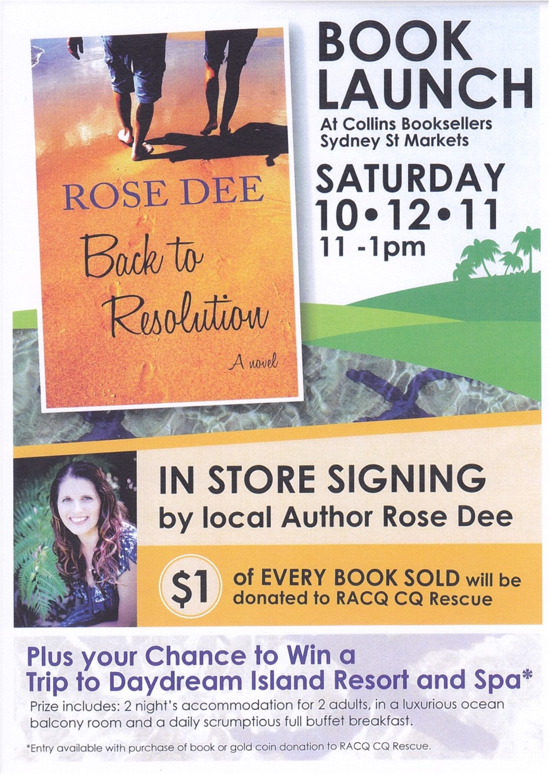 Book Launch Flyer Template December 2011 Rose Dee Author Redemptive Fiction