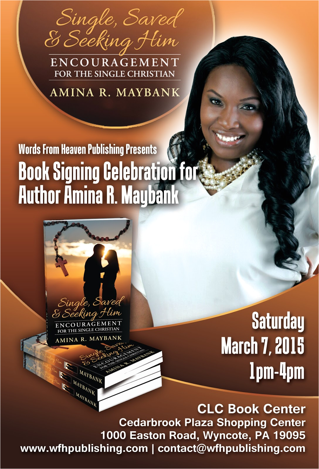 book signing celebration
