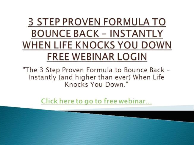 soniaricotti 1983210 step proven formula bounce back instantly life knocks