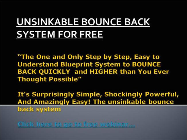 soniaricotti 1983221 unsinkable bounce back system free